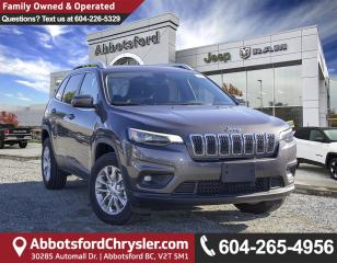 New 2019 Jeep Cherokee North for sale in Abbotsford, BC