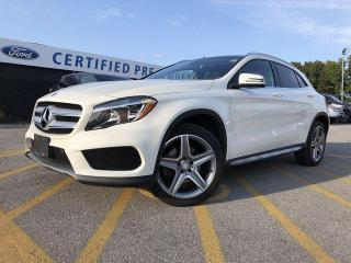 Used 2017 Mercedes-Benz GLA 250 BLUETOOTH|NAVIGATION|REAR CAMERA|HATCHBACK for sale in Barrie, ON