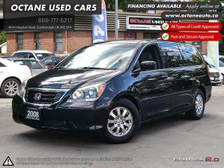 Used 2008 Honda Odyssey EX-L ACCIDENT FREE! ONE OWNER! for sale in Scarborough, ON