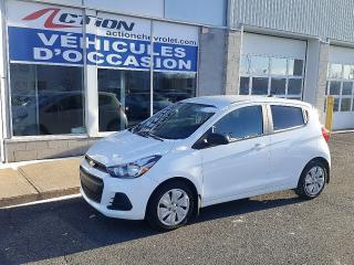 Used 2017 Chevrolet Spark LS for sale in St-Hubert, QC