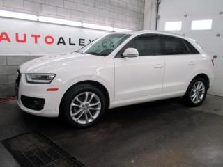 Used 2015 Audi Q3 Technik Quattro for sale in St-Eustache, QC