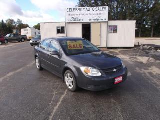 Used 2008 Chevrolet Cobalt LS for sale in Elmvale, ON