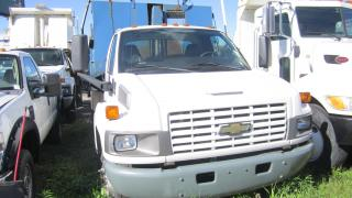 Used 2005 Chevrolet C5500 12 FT DUMP BOX LOW PRO G LICENC CAN DRIVE for sale in North York, ON
