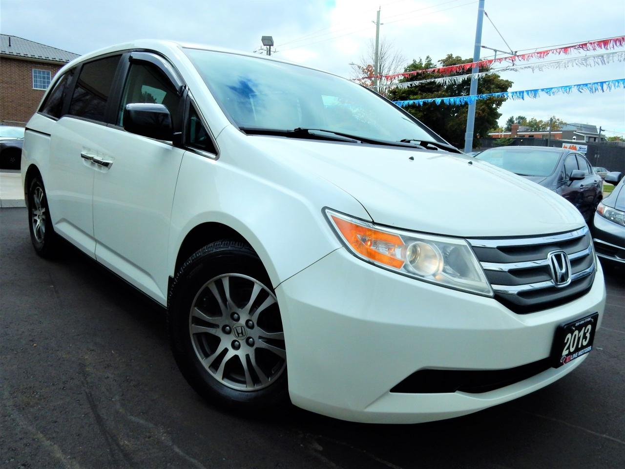 Used 2013 Honda Odyssey EX | POWER DOORS | 8 PASSENGER | ACCIDENT ...