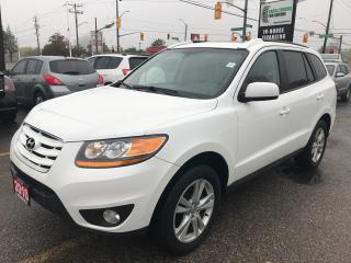 Used 2010 Hyundai Santa Fe GL l No Accidents l Sunroof l Bluetooth for sale in Waterloo, ON