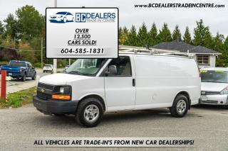 Used 2008 Chevrolet Express 1500 AWD Cargo Van, Shelving, V8, Affordable! for sale in Surrey, BC