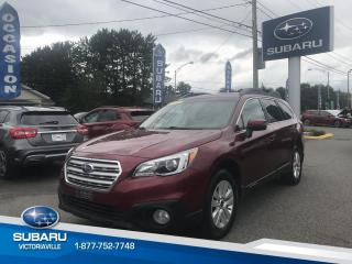 Used 2016 Subaru Outback 2.5i groupe **Tourisme** familiale 5 por for sale in Victoriaville, QC