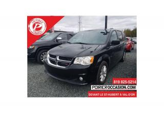 Used 2018 Dodge Grand Caravan Premium Plus SXT for sale in Val-D'or, QC