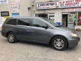Photo of Gray 2011 Honda Odyssey