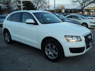 Used 2012 Audi Q5 2.0L Premium Plus PANORAMIC SUN ROOF for sale in Oakville, ON