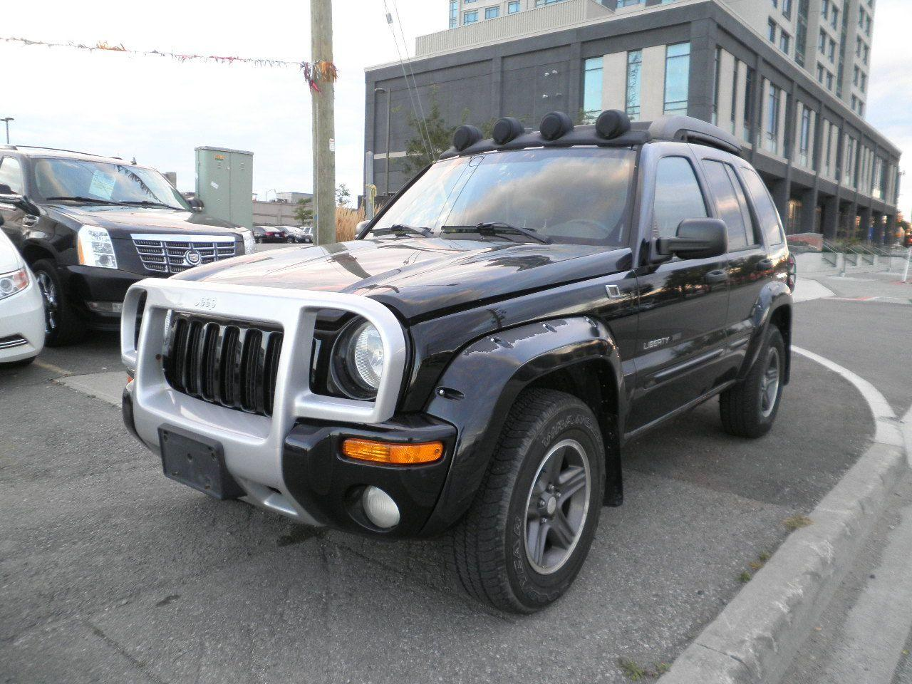Photo of Black 2003 Jeep Liberty