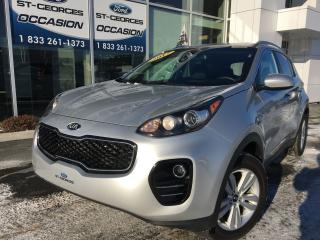 Used 2017 Kia Sportage Lx Awd T.équipé Mags for sale in St-Georges, QC