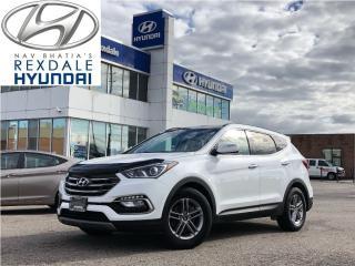 Used 2017 Hyundai Santa Fe Sport 2.4 Luxury for sale in Toronto, ON