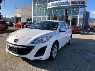 Used 2011 Mazda MAZDA3 Sport GX HATCHBACK for sale in North Vancouver, BC