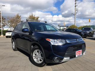 Used 2015 Mitsubishi Outlander ES AWD**Keyless Entry**Power Windows** for sale in Mississauga, ON