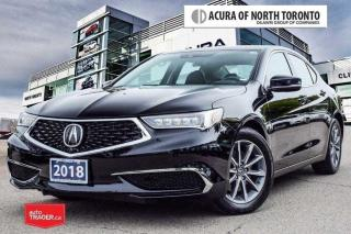 Used 2018 Acura TLX 2.4L P-AWS w/Tech Pkg Compliementary Maintenance O for sale in Thornhill, ON