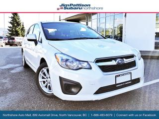 Used 2014 Subaru Impreza 2.0i Touring Package - BC Vehicle! Low kms! for sale in North Vancouver, BC