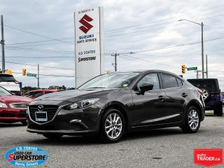 Used 2015 Mazda MAZDA3 GS ~Nav ~Backup Cam ~Heated Seats for sale in Barrie, ON