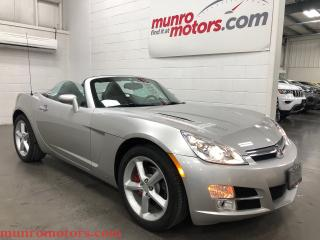 Used 2009 Saturn Sky Leather Spoiler Auto 24k Kms for sale in St. George Brant, ON