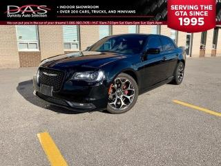 Used 2015 Chrysler 300 S LEATHER/REAR CAMERA for sale in North York, ON