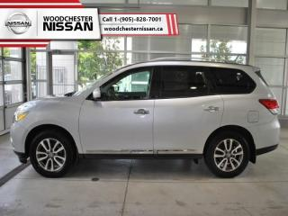 Used 2014 Nissan Pathfinder SL  - Leather Seats -  Bluetooth - $152.62 B/W for sale in Mississauga, ON