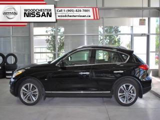 Used 2015 Infiniti QX50 Journey  -  Power Sunroof - $174.93 B/W for sale in Mississauga, ON