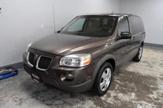 Used 2009 Pontiac Montana Sv6 w/1SA for sale in Kitchener, ON