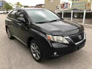 Used 2010 Lexus RX 350 AWD I NAVIGATION I BACK-UP CAMERA for sale in Toronto, ON