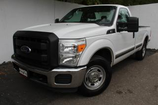 Used 2011 Ford F-250 Super Duty Long Box Reg Cab Leather seats  2WD for sale in Mississauga, ON