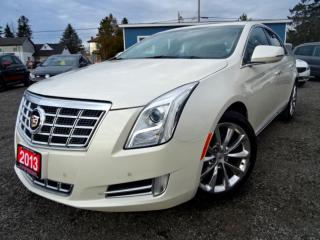 Used 2013 Cadillac XTS Premium Collection Navigation Panoramic Camera Certified for sale in Guelph, ON