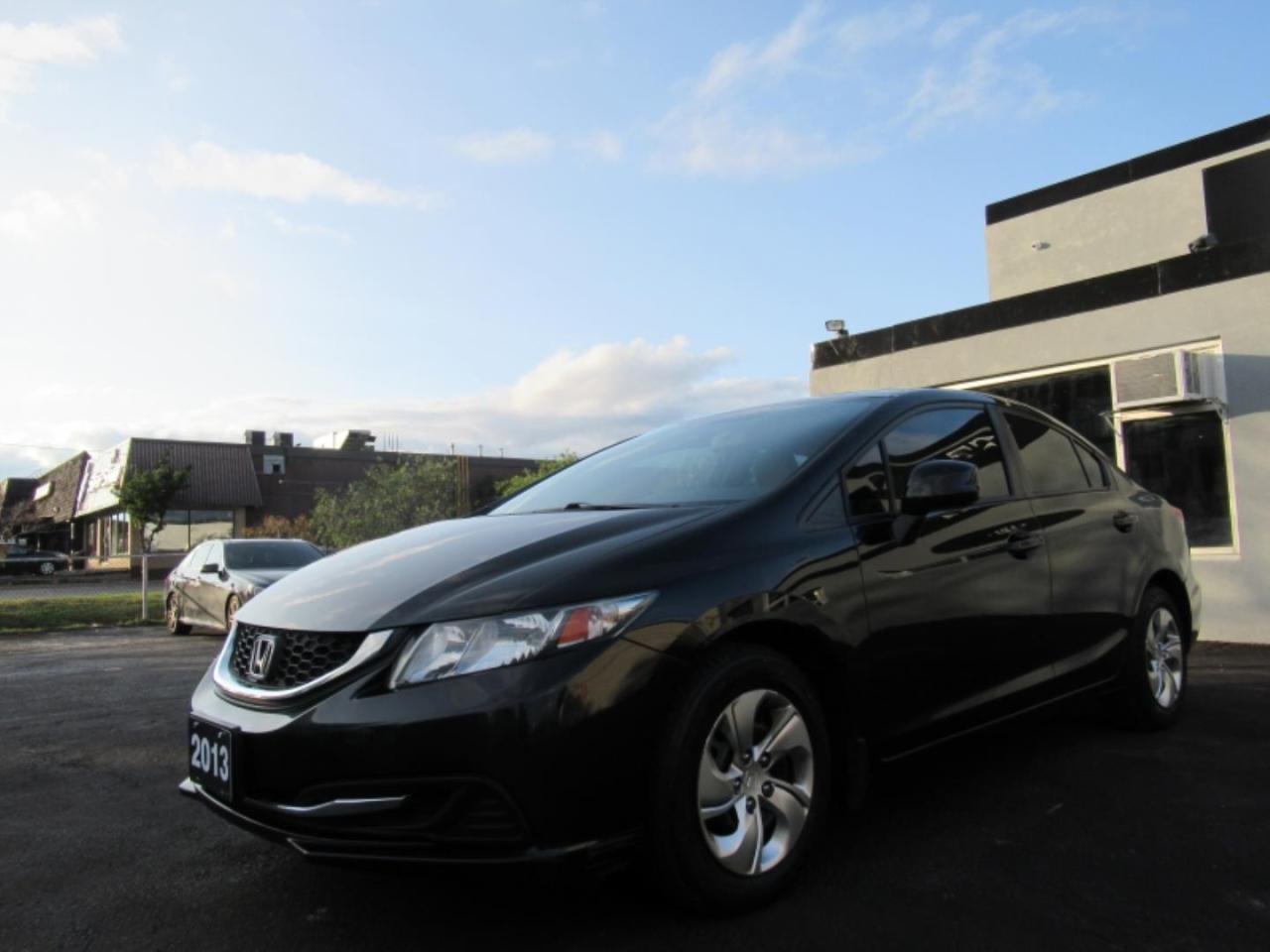 2013 Honda Civic 4dr Auto LX (SOLD)