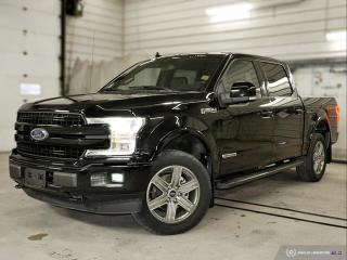 New 2018 Ford F-150 Lariat for sale in Carman, MB