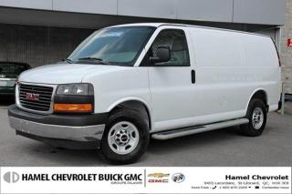 Used 2017 GMC Savana Work Van for sale in St-Léonard, QC