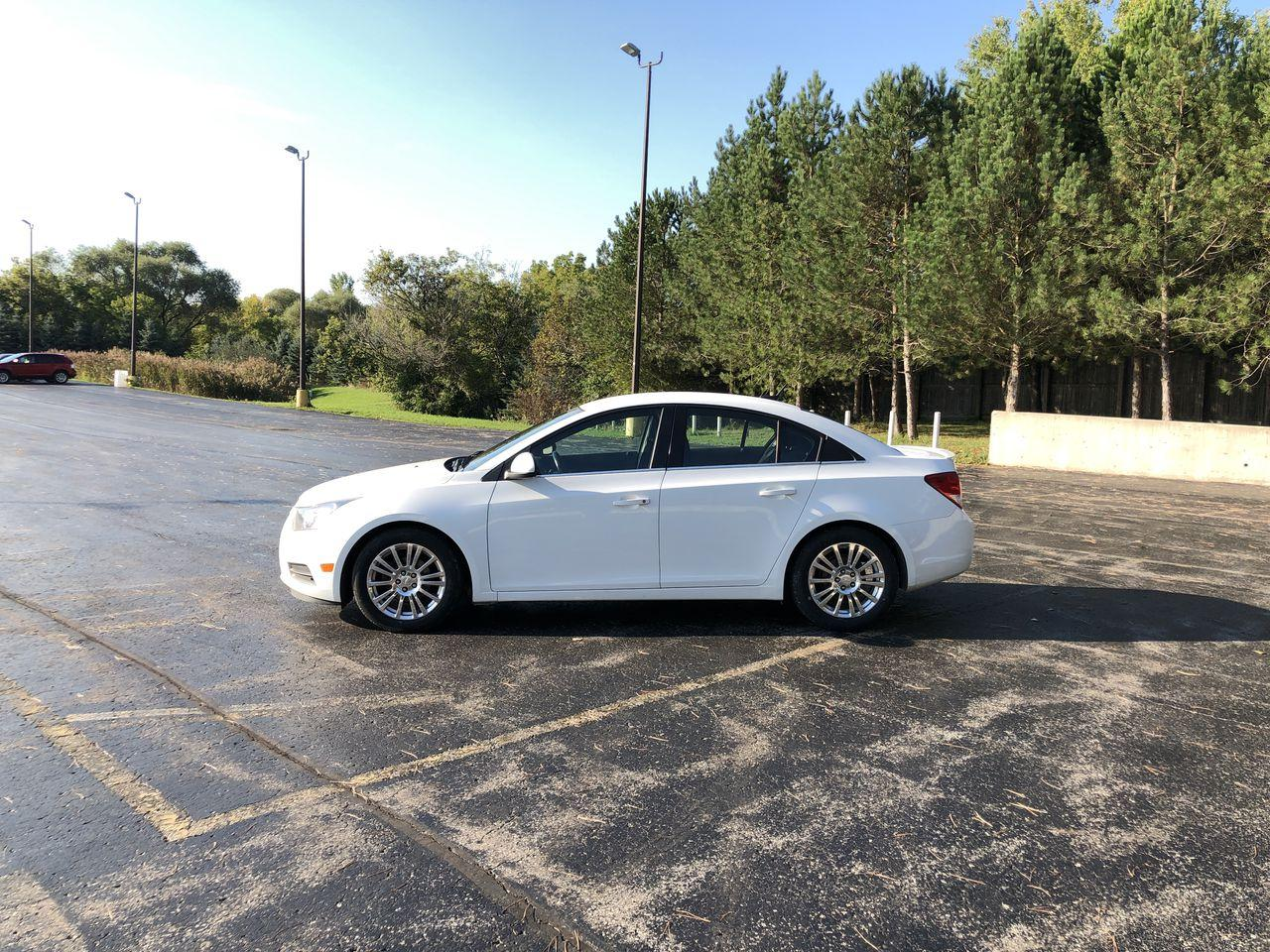 Used 2013 Chevrolet Cruze Eco Fwd For Sale In Cayuga