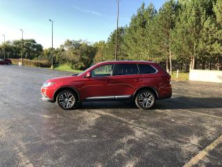 Used 2018 Mitsubishi Outlander ES AWC for sale in Cayuga, ON