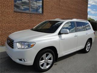 Used 2010 Toyota Highlander LIMITED  for sale in Oakville, ON