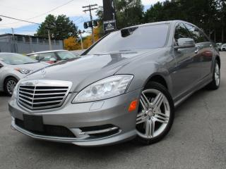 Used 2012 Mercedes-Benz S-Class S350 BLUETEC 4MATIC~DIESEL~AMG PKG~PANO ROOF for sale in Burlington, ON