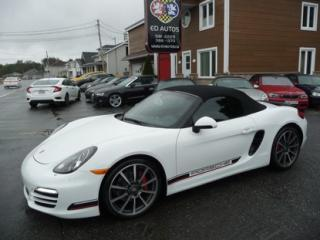 Used 2013 Porsche Boxster S Chrono Package for sale in Ste-Marie, QC