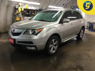 Used 2013 Acura MDX TECH W/Entertainment Package*NAVIGATION* SUNROOF*LEATHER*DVD PLAYER w/ REMOTE*REVERSE CAMERA*POWER TAILGATE*PHONE CONNECT*7 PASSENGER* for sale in Cambridge, ON