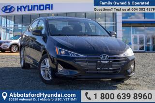New 2019 Hyundai Elantra Preferred for sale in Abbotsford, BC
