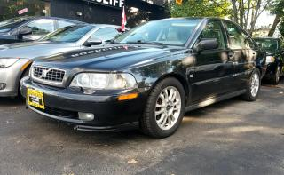 Used 2005 Volvo S40 2.4L 4dr Auto for sale in Guelph, ON