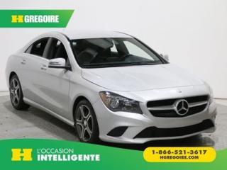 Used 2015 Mercedes-Benz CLA250 CLA 250 AWD A/C GR for sale in St-Léonard, QC