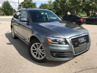 Used 2012 Audi Q5 2.0L Premium Plus | ALL WHEEL DRIVE for sale in Cambridge, ON