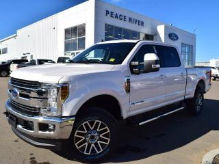 New 2019 Ford F-350 Super Duty SRW Lariat 4x4 SD Crew Cab 160.0 in. WB for sale in Peace River, AB