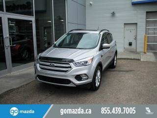 Used 2018 Ford Escape SEL AWD LEATHER PANO ROOF NAV CANADAs #1 SELLING SUV for sale in Edmonton, AB