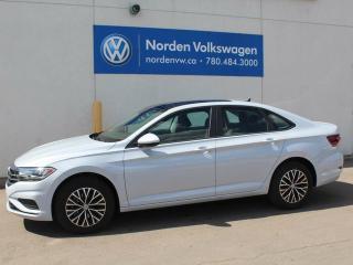 Used 2019 Volkswagen Jetta HIGHLINE for sale in Edmonton, AB