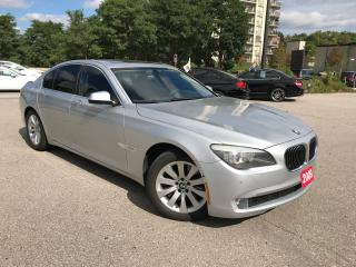Used 2009 BMW 7 Series 750i | EXECUTIVE PKG|FULLY LOADED for sale in Cambridge, ON