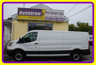 Used 2016 Ford Transit 350, LOW, EXT. Loaded for sale in Woodbridge, ON