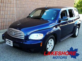 Used 2010 Chevrolet HHR LS | CERTIFIED | AUTO for sale in Waterloo, ON