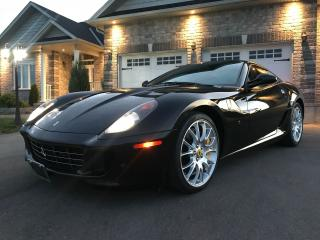 Used 2008 Ferrari 599 GTB FIORANO for sale in Concord, ON